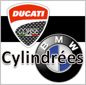 cylindrees motos